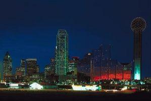 Las mejores ciudades para vivir en Texas
