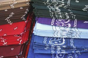 Cuál es el significado de pañuelos de colores?