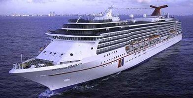 Hechos sobre el Crucero Carnival 'Espíritu'