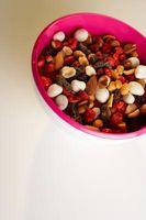 Cómo hacer saludable Snacks Trail Mix /