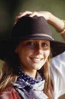 Cómo restaurar los sombreros de fieltro