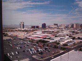 Viajes de Las Vegas del paquete