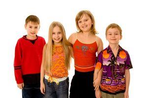 Cortes de pelo de verano para niños
