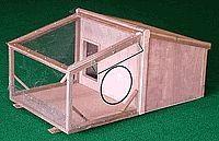 Cómo construir una casa de perro Solar