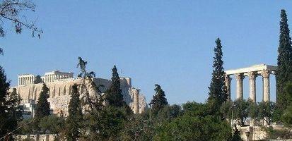 Lugares antiguos para visitar en Grecia