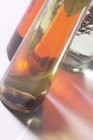 Los productos alimenticios que contienen aceite vegetal