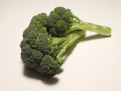 Cómo seleccionar bróculi fresco