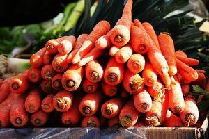 ¿Cómo son las zanahorias saludable?