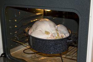 ¿Cuánto tiempo hace que cocinar un pavo de Navidad?