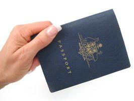 El proceso de Correos de EE.UU. Oficina de pasaportes
