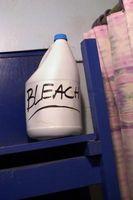Usted puede Bleach un vestido blanco Tan?