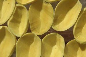 Cómo hacer un Mango Frappe