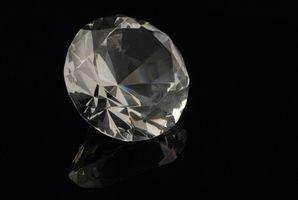 La calidad de los diamantes negros