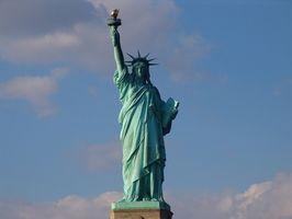 Datos divertidos sobre la estatua de la libertad monumento nacional