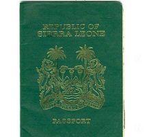 Cómo solicitar un pasaporte Sierra Leona