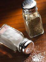 La sal puede perder su sabor?
