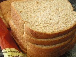 Cómo utilizar malta de cebada Como azúcar fermentable para hacer pan de trigo entero