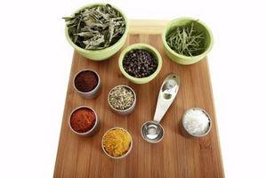Forma de guardar la pasta de curry
