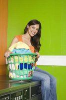 La adición de vinagre al lavado de los tejanos