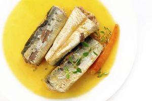 Cómo hacer sardinas en aceite de oliva