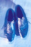 Cómo restaurar un extremo del ala Zapato