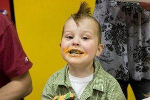 Postres diversión para niños Snacks