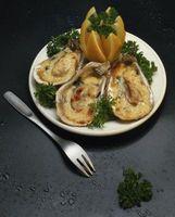 Cómo limpiar la almeja y conchas de ostras para cocinar