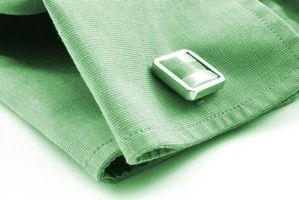 Cómo hacer un puño de la camisa expandible