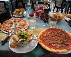 Restaurantes italiano cerca de Stony Brook, Nueva York