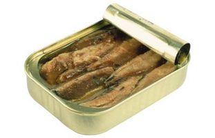 Información sobre Bumble Bee sardinas