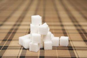 Las desventajas del uso de sustitutos del azúcar