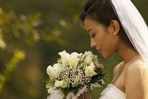 La mitad de arriba ideas del cabello para una boda