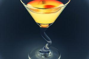 Cómo hacer un Martini mexicana