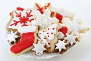 Cómo hacer galletas de azúcar Sin Bicarbonato de Sodio