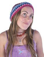Cómo hacer una diadema con cuentas Hippy