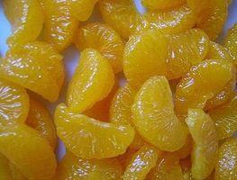 Cómo hacer de un punto naranja Fluff para el programa de los vigilantes del peso