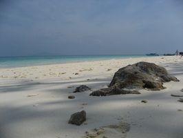 Hoteles en la isla de Racha Yai, Tailandia
