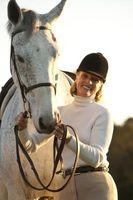¿Es aceptable mezclar caballo Antihelmíntico en la mies?