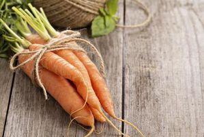 ¿Cómo puedo a suavizar las zanahorias?