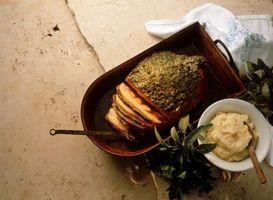 Cómo cocinar un asado de cerdo salvaje en un Crock-Pot