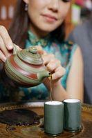 Cómo hacer té chino de Tradiional