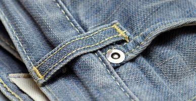 Cómo detectar falsos Lucky Brand Jeans