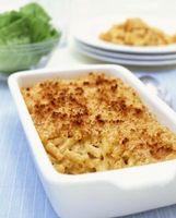 Ideas de la cena Comfort comida