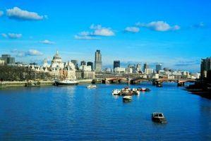 ¿Cómo encontrar Vuelos baratos desde Boston a Londres