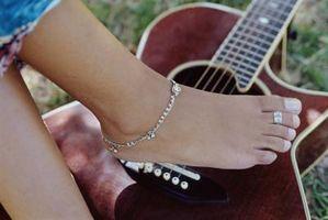 ¿Qué simbolizan los anillos del dedo del pie?