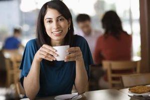 Cómo hacer que los alimentos con cafeína