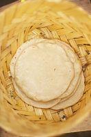 Cómo mantener húmedo Tortillas