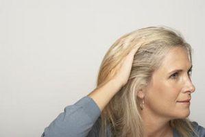 Will tinte para el cabello más claro que su cabello se vea más grueso?