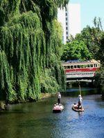 Lugares para alojarse en Christchurch, Nueva Zelanda