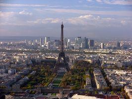 Hoteles de cinco estrellas de lujo en París